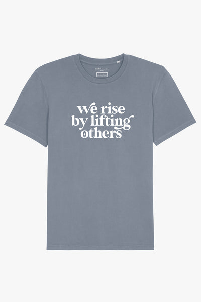 Mindful Muse we rise by lifting others T-Shirt