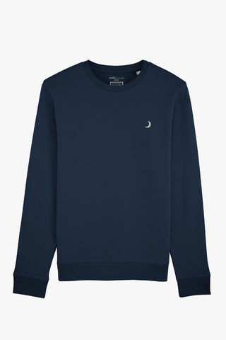 Mindful Muse Mindful Space Sweatshirt French Navy Front