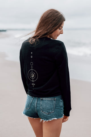 Mindful Muse Mindful Space Sweatshirt