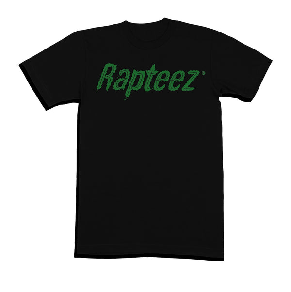 Rapteez® 420 Logo Tee | Black