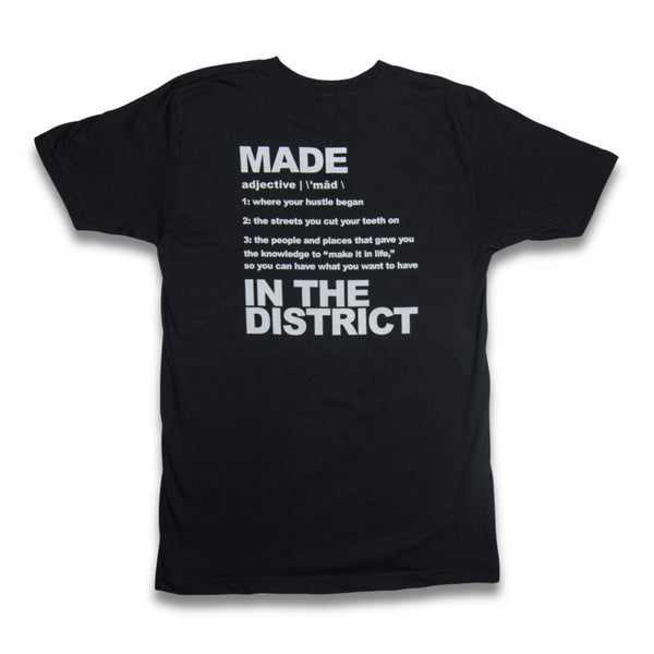 Made Series Tee | Black