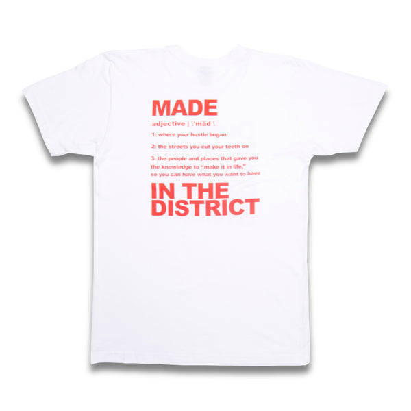 Made Series Tee | Infrared