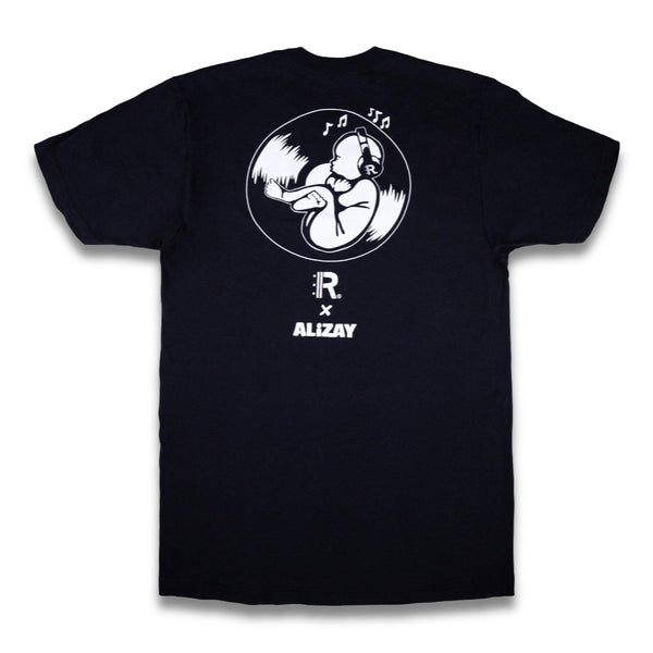 Rapteez® x Alizay Collab Tee | Black