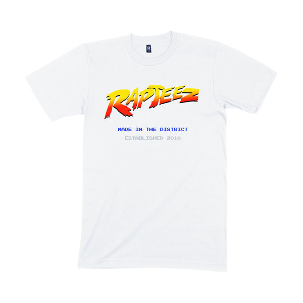 Rapteez® SF Tee | White