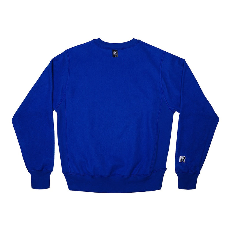 Syced Siced Cised Champion® Reverse Crewneck | Royal