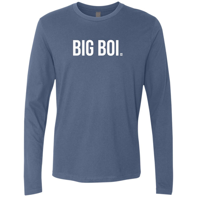 Big Boi. Men's Long Sleeve