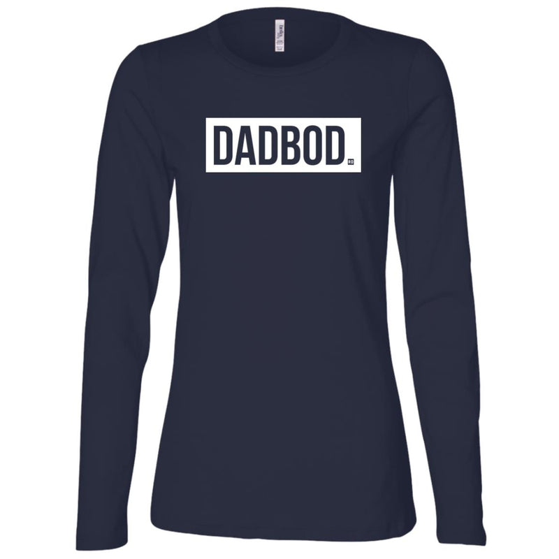 Dadbod. Ladies' Long Sleeve