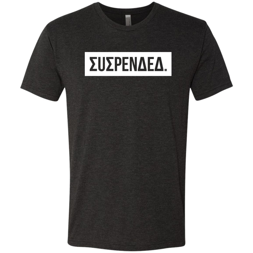 Suspended. Men's Triblend T-Shirt