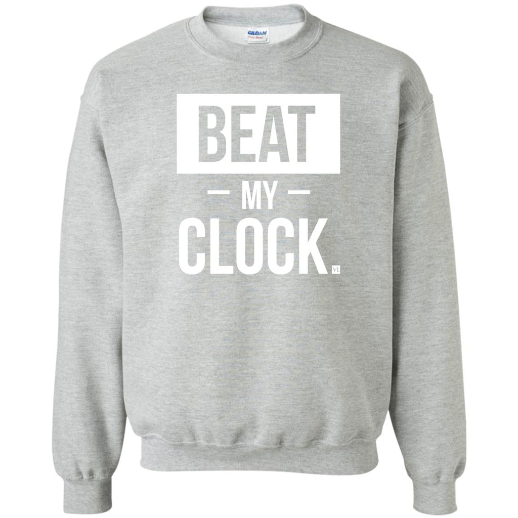 Beat My Clock. Crewneck
