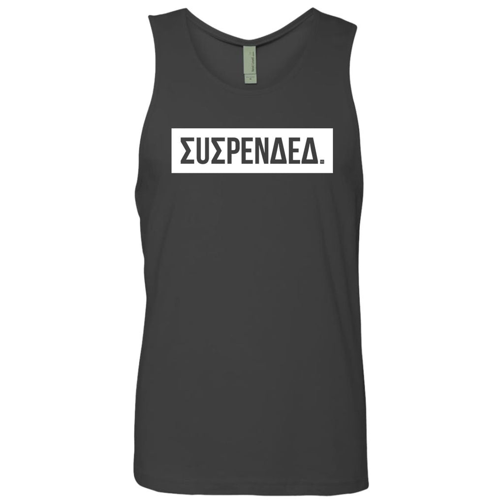 Suspended. Men's Tank