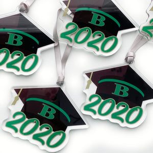 CLEARANCE 2020 Buford Graduation Ornament