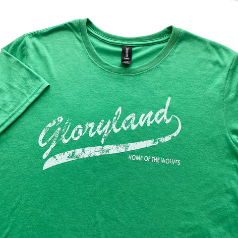 Gloryland Home of the Wolves - Buford T-shirt