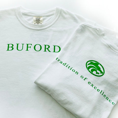 Buford Traditions - Buford Short Sleeve T-shirt Adult