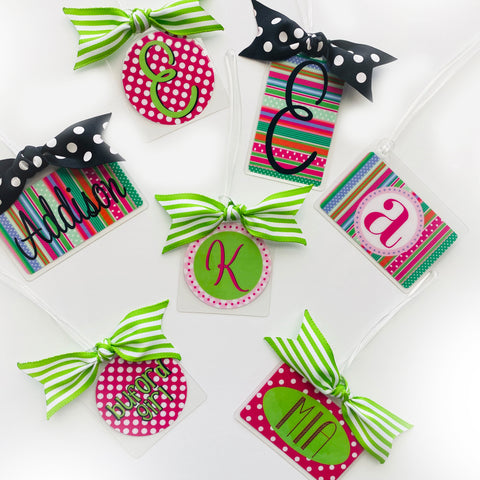 Backpack / Lunch Tote Bag Tags