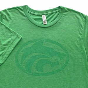 CLEARANCE Buford Wolves Shadow logo Adult T-shirt