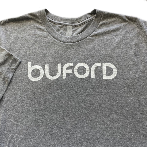 Buford Distressed Adult T-shirt