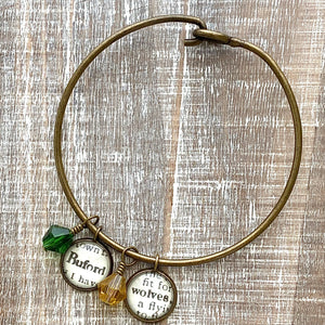 Buford Wolves Bracelet
