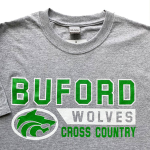 Buford Cross Country Adult T-shirt