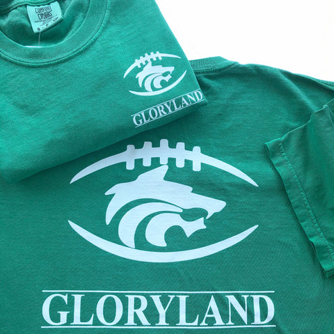 SALE Gloryland Buford Football T-Shirt - Buford High School T-shirt - Buford T-shirt