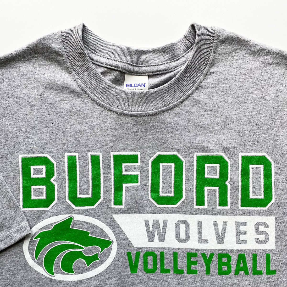 Buford Volleyball Adult T-shirt