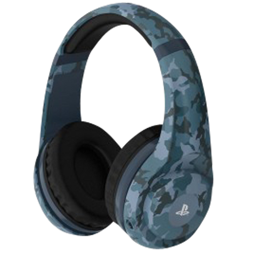 4Gamers PRO4-70 Camo Stereo Gaming Headset - Midnight Edition