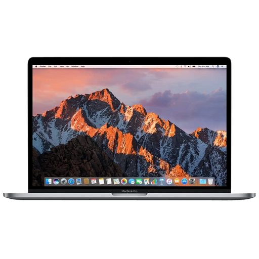 "Apple 15.4"" Macbook Pro With Touch Bar (2017) - Space Grey"