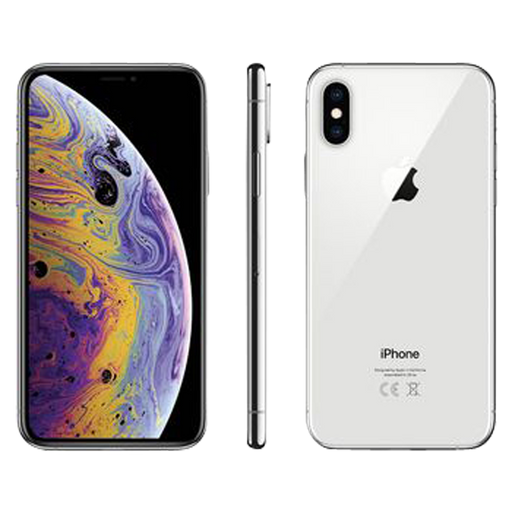 Apple iPhone Xs Max (256GB) - Silver