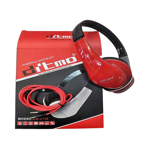 Ditmo DM - 2730 Stereo Headphones