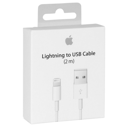 Apple 2m Lightning to USB Cable
