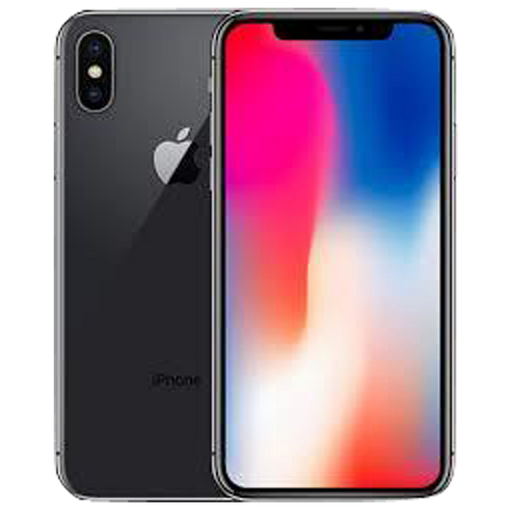 Apple iPhone X 64GB  - Black