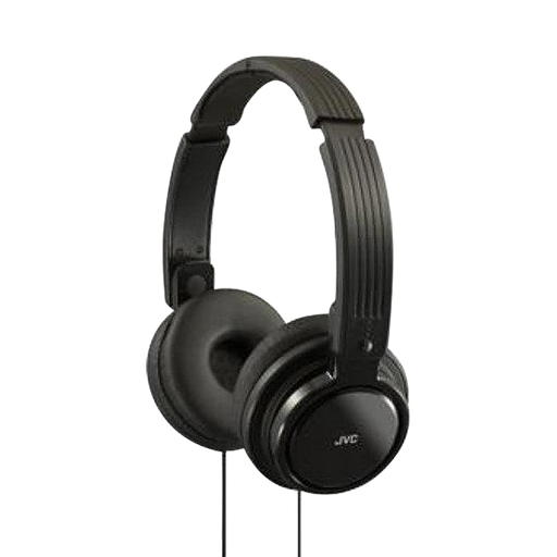 JVC HA - S200 On Ear Headphones - Black