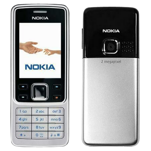 Nokia 6300 7.8MB Mobile Phone