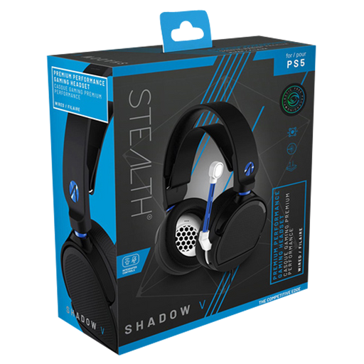 STEALTH SP-Shadow V Stereo Gaming Headset