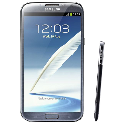 Samsung Galaxy Note 2 16GB Mobile Phone - Black