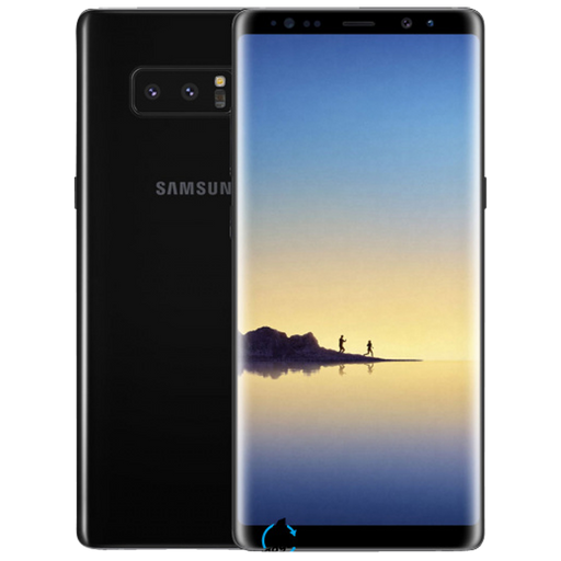 Samsung Galaxy Note 8 64GB Mobile Phone - Black