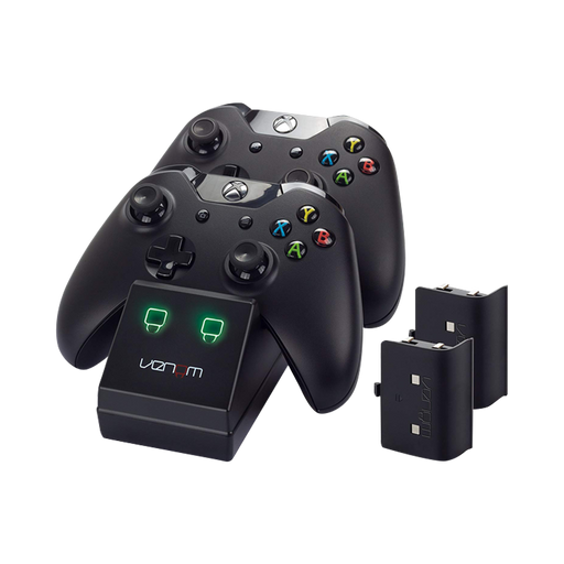 Venom Twin Docking Station & Battery Pack