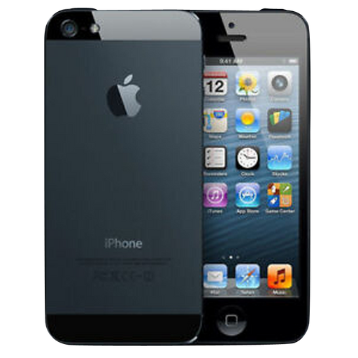 Apple iPhone 5 16GB - Black