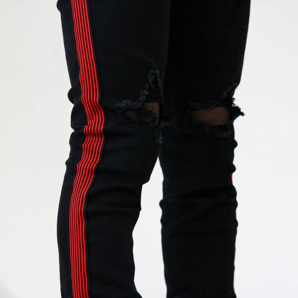 BRED DENIM