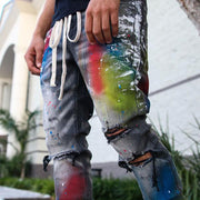 AIRBRUSH DENIM