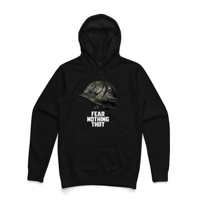 BORN TO WIN HOODIE