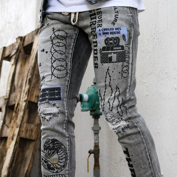 SERPENT DENIM