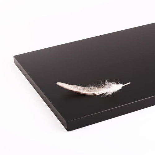 Black, Silk Matt - Modern Table Top