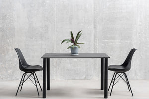 Metallo 3, High Gloss - Modern Table Top