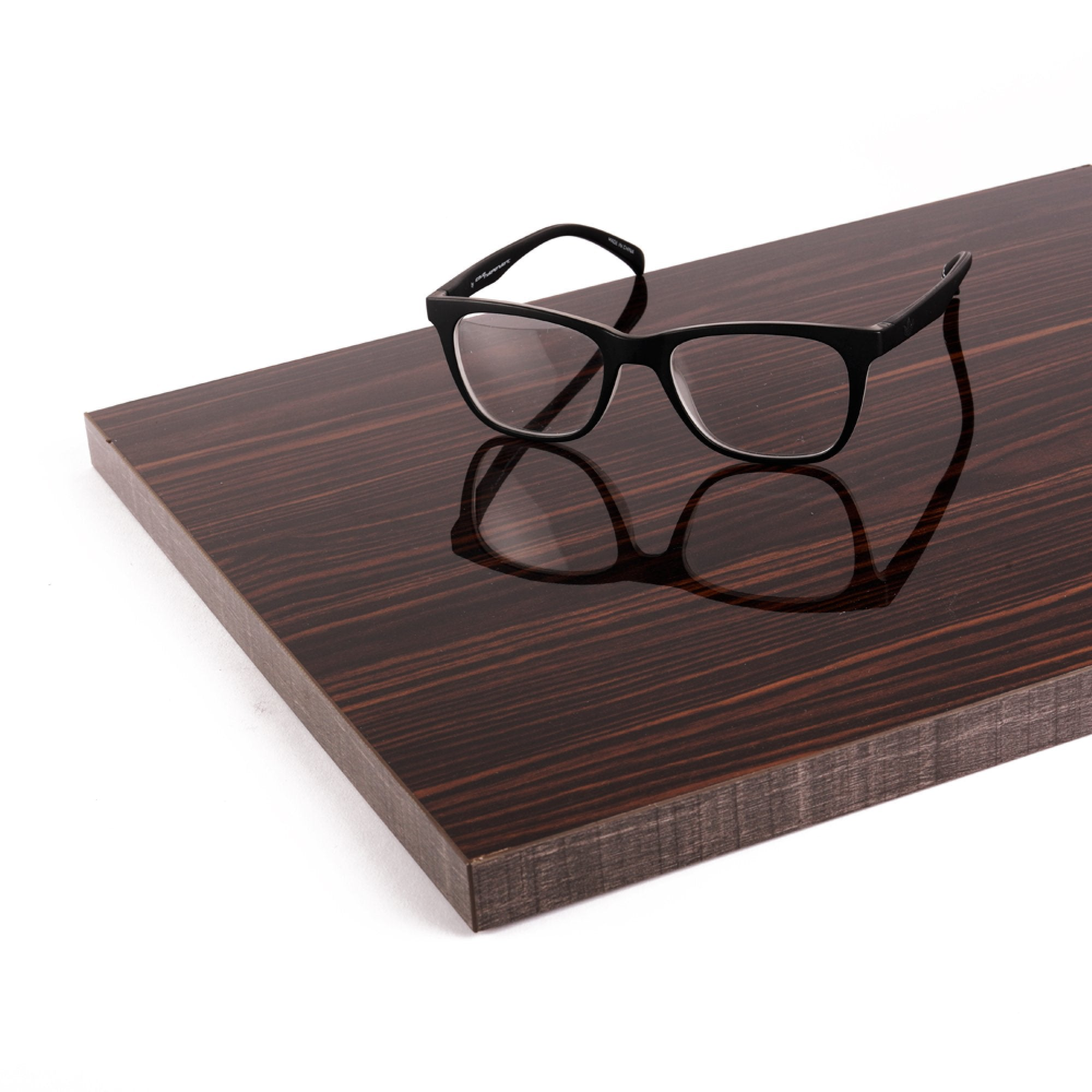 Guayana, High Gloss - Wood Shelf