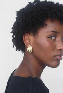 Coriolis Earrings