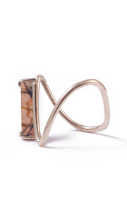 Elea Ring with Jasper
