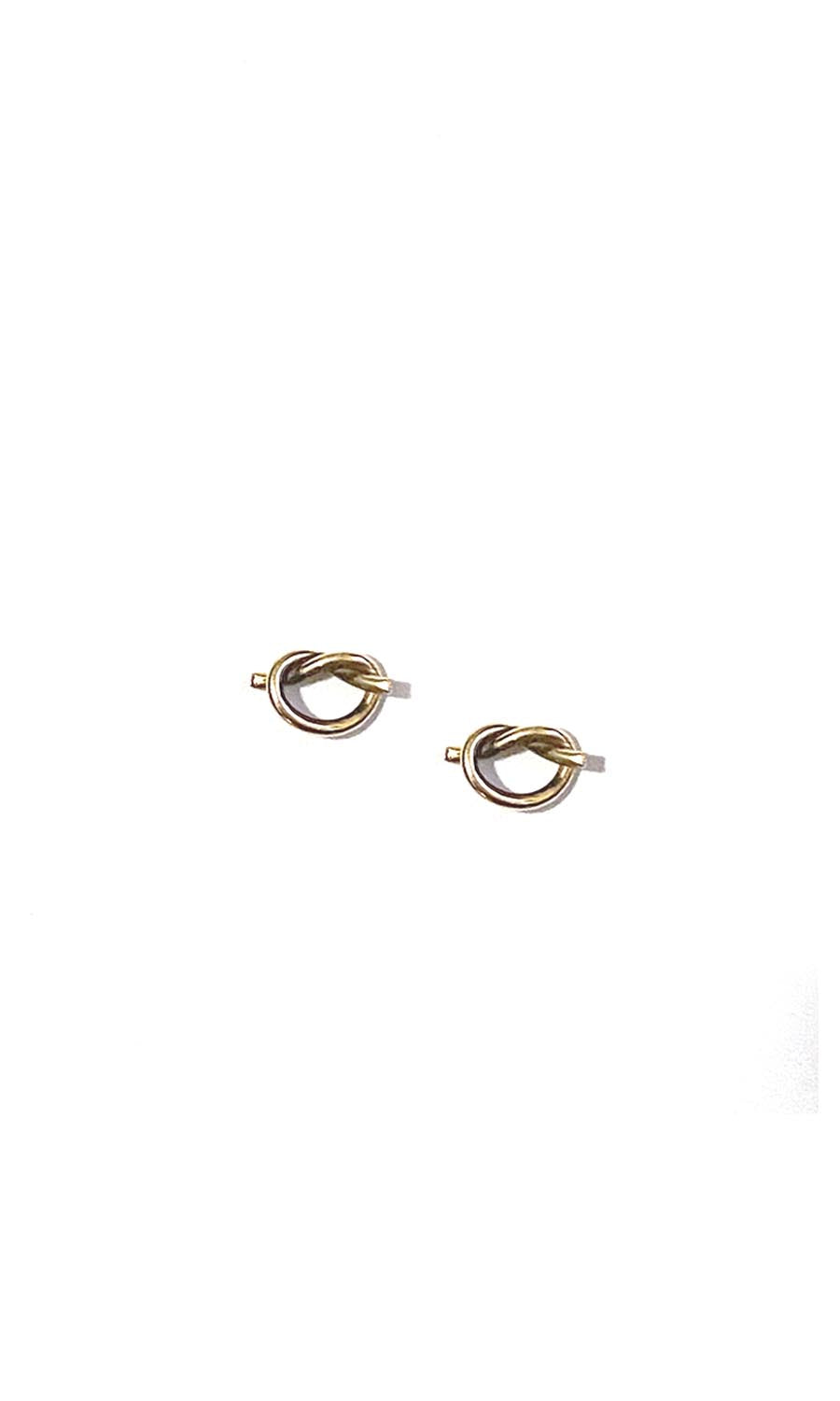 Forget Me Knot Studs