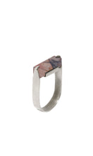 Load image into Gallery viewer, Naed Ring with Indian Creek Jasper