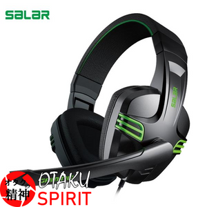 Casque Gamer - Salar KX101