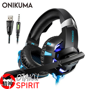 Casque Gamer - ONIKUMA K2